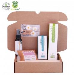 Pack BIO: pieles secas/normales. Cosmética Natural y Ecológica. Certificado vegano y ecológico.