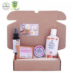 Pack BIO: limpieza facial. Cosmética Natural y Ecológica. Certificado vegano y ecológico.