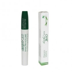 Extra-volume mascara with box. Eye Liner. Organic and Natural. Certified organic cosmetic.