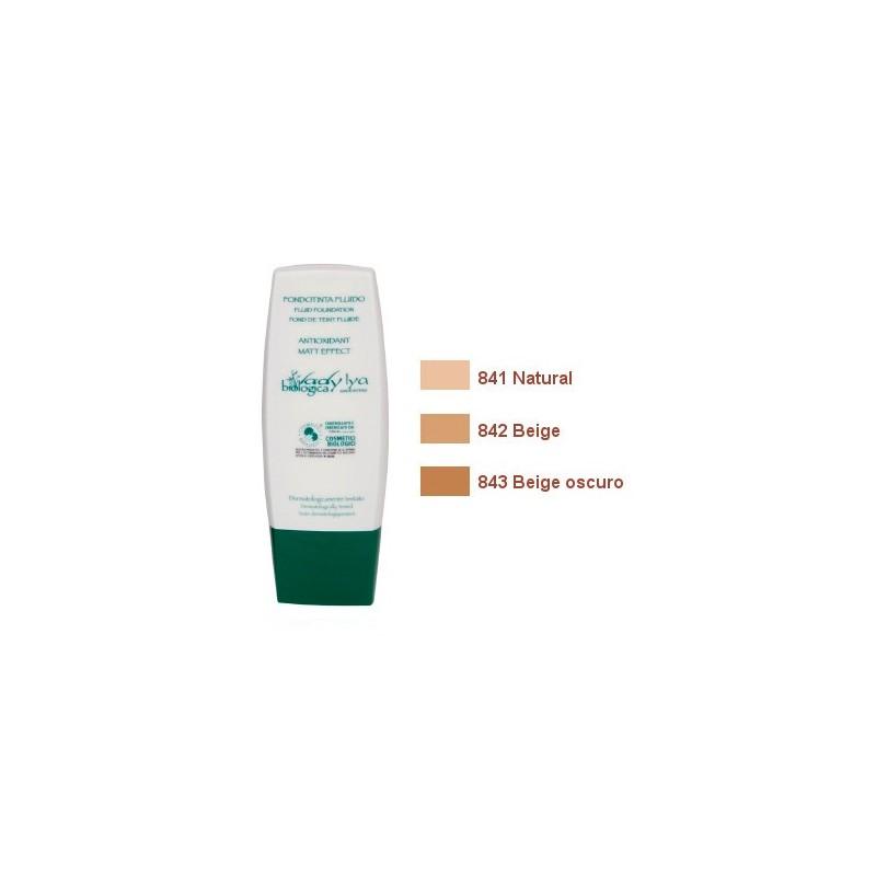 Maquillaje fluido BIO en caja original