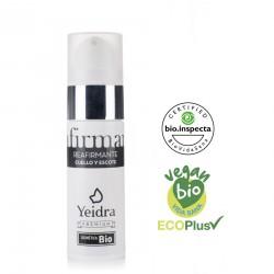 Reafirmante cuello y escote BIO.  Natural y Ecológico. Certificado vegano y ecológico.