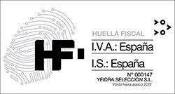 Certificado huella digital